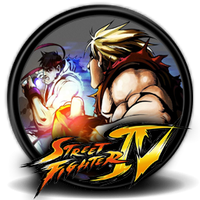 Street Fighter IV - Icon by Blagoicons
