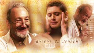 Robert Englund in Supernatural by Anthony258