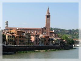 Quay in Verona by maska13