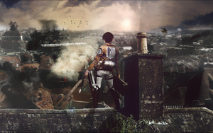 Attack On Titan by Gedogfx