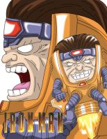 MvC3 - MODOK by Wyvern07