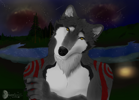 New Ravenwolf 4.0 WIP Update II by HumbleNoleWolf