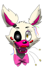 Mangle page doll {free use} by HauntingSerenity
