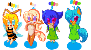 Adoptables time ! by karsisMF97