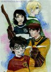 Seekers from Book 3: Prizoner of Azkaban by endoftheline
