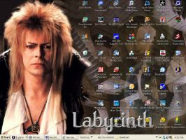 Dads comp - Labyrinth wallpap by loosley