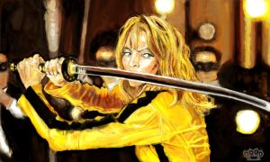 Kill Bill by KaiserSosa9999
