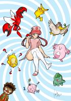 Nurse Joy by Miihelmina