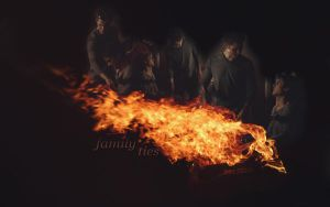 Salvatore Brothers Wallpaper by McOlussska