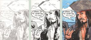 PSC - Jack Sparrow - Steps by The-Real-NComics