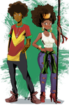 Cool African Commission by Imass21