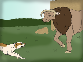 RP Post- Oxen Encounter by AmiliaLongTail