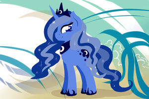Luna by fearingFun