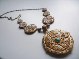 Skyrim. Amulet of Mara. by vopoha