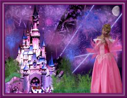 Sleeping Beauty Masquerade by WDWParksGal