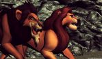Rescue Simba by WolfShadow14081990