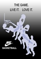 Nike Basketball Advert by FATRATKING