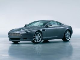 Aston martin DB9 by lucaport