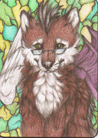 Ivy ACEO  by WaywardLycan