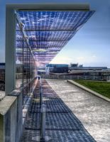 Glass costics HDR by Mackingster
