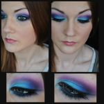 Purple and Blue by M00N-flower