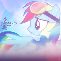 Alicia Keys - Brand New Me (Rainbow Dash) by AdrianImpalaMata