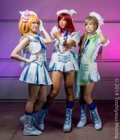 Love Live: Wonderful Rush by HSJ-fanatic