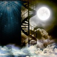 sTairS ForMoON by skymoon0207