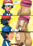 Love poison Amourshipping doujin 13 by hikariangelove