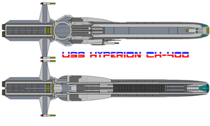 USS HYPERION CH-400 by bagera3005