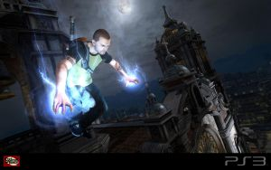 inFAMOUS 2 Windows 7 Theme by demsd