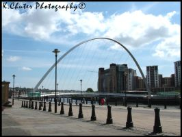 Millenium Bridge by KateChuter