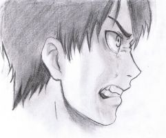 Eren by Jeageractive