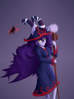 Lulu - League of Legends by KartProwler