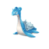 Lapras Realistic Painting by Ghostmetal10