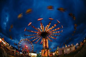 Fair Fisheye V by LDFranklin