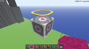 Companion Cube By BradolfPittler by ProfessorPwnage