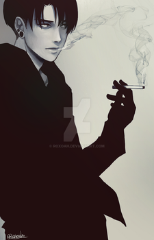 Cig by Roxoah