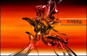 abstract 2 by FIVERA