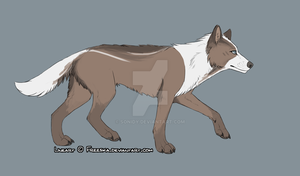 ** natural wolf adopt -- CLOSED. { pay by points } by sonidy