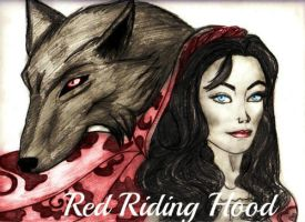Ruby/Little Red Riding Hood by jokercrazy