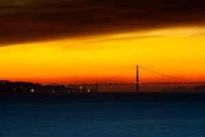 Golden Gate by secondclaw