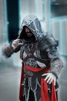 Ezio Auditore da Firenze by z3r0knight
