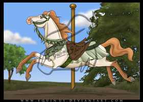 Carousel Alonso by Equinus