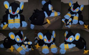Xl Luxio Pillow Commission by YutakaYumi