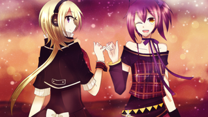 300th Deviation_UTAU: Promise by NamieyXcarletLaytis