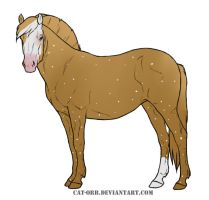 Horse Adoptable 14SOLD by Banana-Stoner-Stable