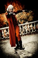 Devil May Cry -1 (DMC) Dante 3 by IcyIrena