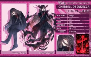 CR Character Sheet: Chert by Chertell