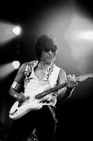 Jeff Beck by j-k-o